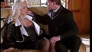 Silvia Saint Drills the Lawyer and Drains His Cum